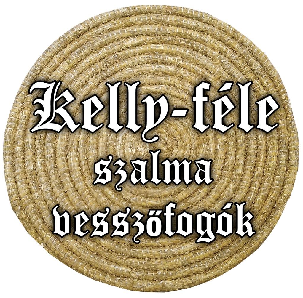 Kelly-féle szalma vesszőfogók